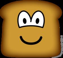 Bread emoticon