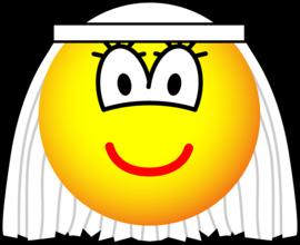 Bride emoticon