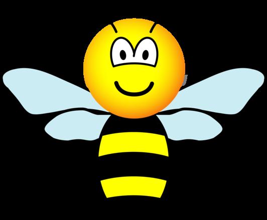 Bumble bee emoticon