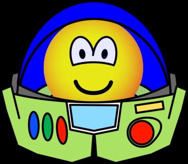 Buzz Lightyear emoticon