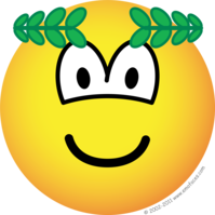 Caesar emoticon