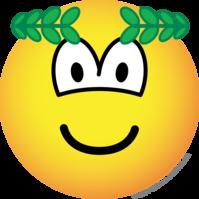 Caesar emoticon