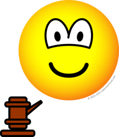 Chairman emoticon