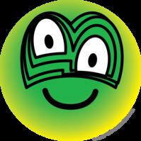 Chameleon emoticon