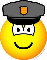Chauffeur emoticon