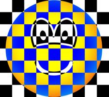 Chess board emoticon