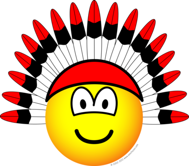 Chieftain emoticon
