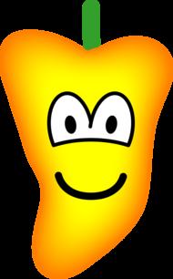 Chili pepper emoticon