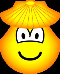 Clam emoticon