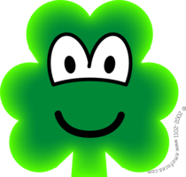 Clover emoticon