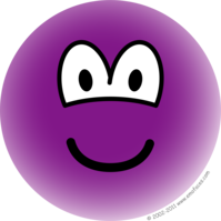 Colored emoticon