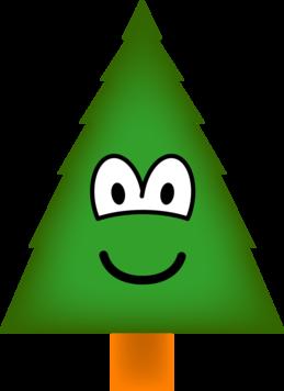 Conifer emoticon