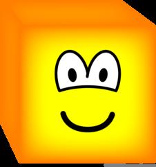 Cube emoticon