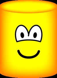 Cylinder emoticon