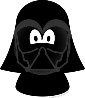 Darth Vader emoticon