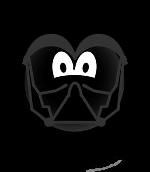 Darth Vader emoticon