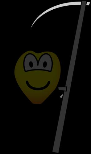 Death emoticon