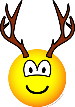 Deer emoticon