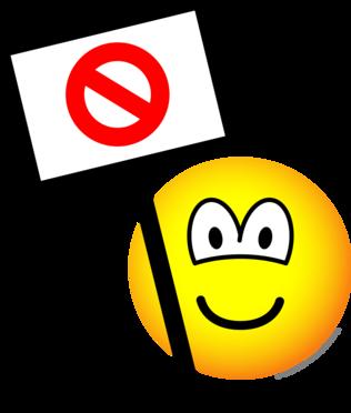 Demonstrator emoticon