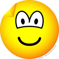 Dented emoticon