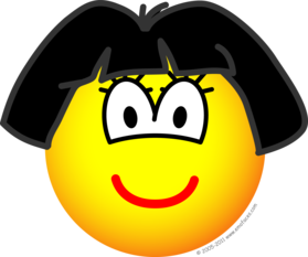 Dora emoticon