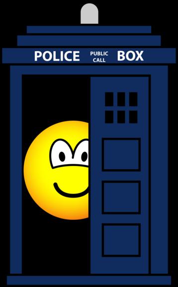 Dr Who emoticon