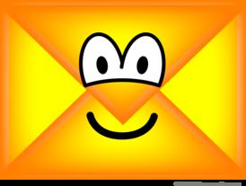 Envelope emoticon