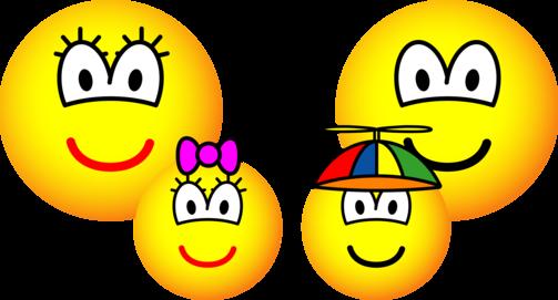 Family emoticon