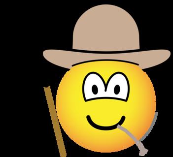 Farmer emoticon