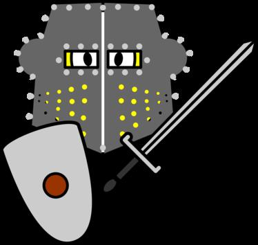 Fighting Knight emoticon