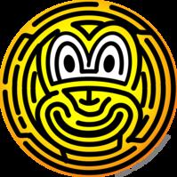 Finger print emoticon