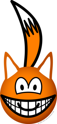 Fox emoticon