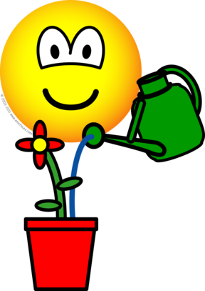 Gardener emoticon