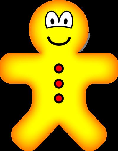 Gingerbread emoticon