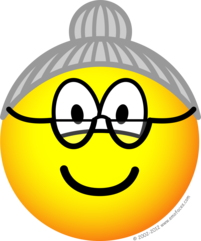 Grandma emoticon