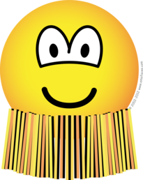 Grass skirt emoticon