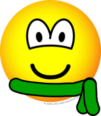 Green belt emoticon