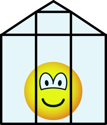 Greenhouse emoticon