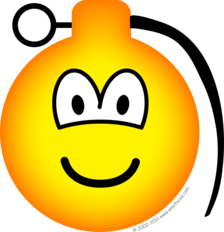 Grenade emoticon