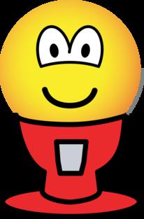 Gumball machine emoticon