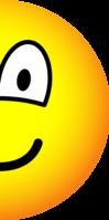 Half emoticon