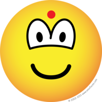 Hindu emoticon