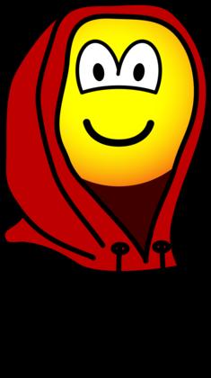 Hoodie emoticon