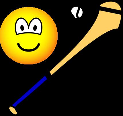Hurling emoticon