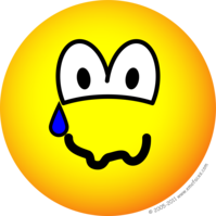 I am sorry emoticon