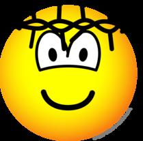 Jesus emoticon