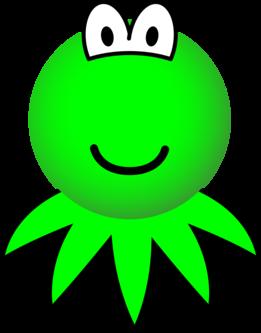 Kermit the Frog emoticon