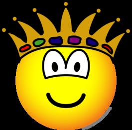 King emoticon