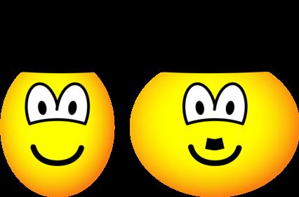 Laurel & Hardy emoticon
