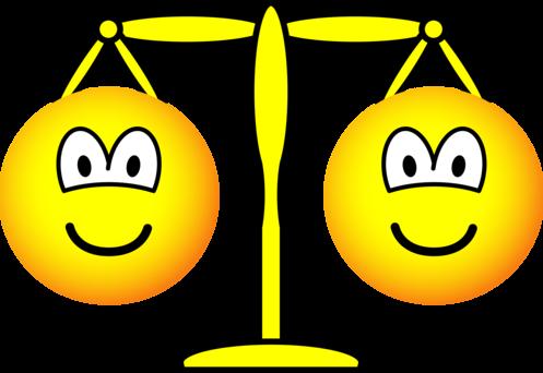 Libra emoticon